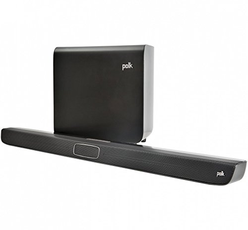 Polk Audio Magni-Fi Soundbar with Wireless Active Subwoofer by Polk Audio