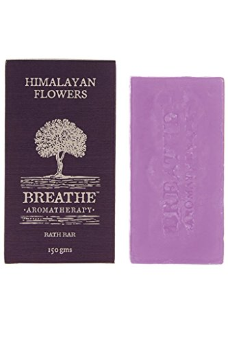 Breathe Himalayan Flowers Soap 150 g
