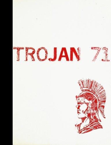 (Reprint) 1971 Yearbook: Paradise Valley High School, Phoenix, Arizona - Paradise Valley Arizona
