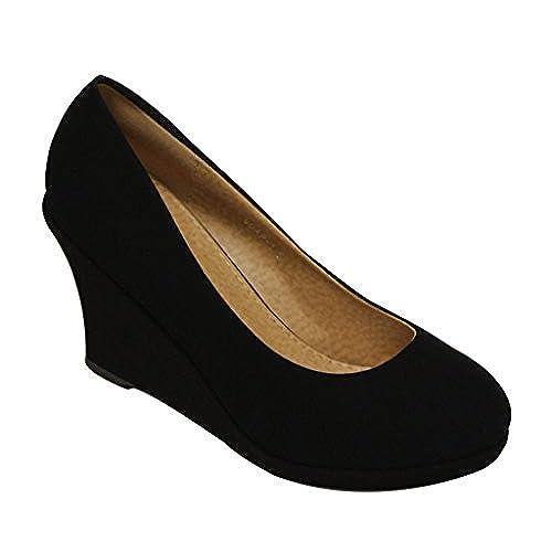 Womens Top Moda Soap 1 Wedges Pumps Shoes Sale Outlet Size 39