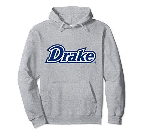 Drake University Bulldogs Hoodie PPDRU05
