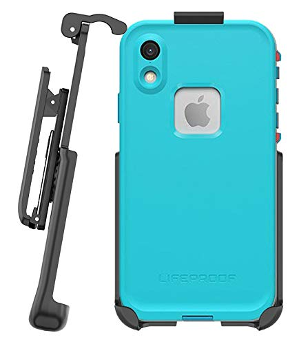 - Belt Clip Holster Compatible with Lifeproof FRE Case for iPhone XR 6.1