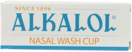 Alkalol Nasal Wash Cup 1 Each (Pack of (Nasal Cup)