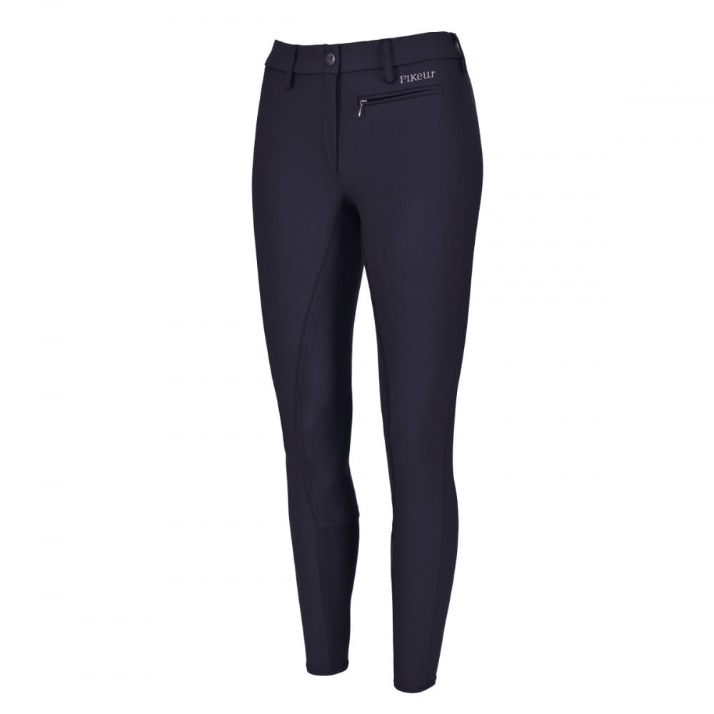 格安即決 Pikeur Luganaストレッチ生地82 B078RP7KGX Breeches B078RP7KGX Blue) UK12-DE40|ブルー(Night Blue) ブルー(Night UK12-DE40 Blue) UK12-DE40, Airy:00c44feb --- obara-daijiro.com