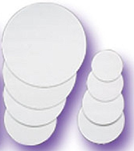 Oasis Supply OA WCB 7R-12 Cake Circle, 7-Inch, White, 12-Pack