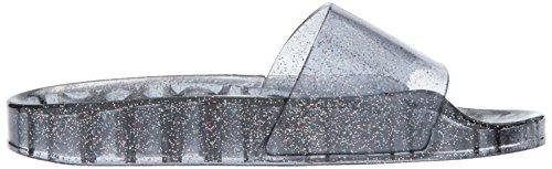 Skittentøy Ved Chinese Vaskeri Kvinners Gi Glide Sandal Røyk Polyvinylklorid Gelé