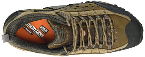 Merrell Mens Intercept Fashion Sneaker Brown