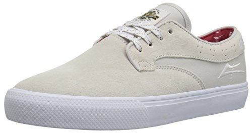 Blanco Charcoal Lakai x Hawk Indy' 'Riley Suede 1wTYqa