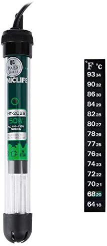 Uniclife Submersible Aquarium Thermometer Suction product image