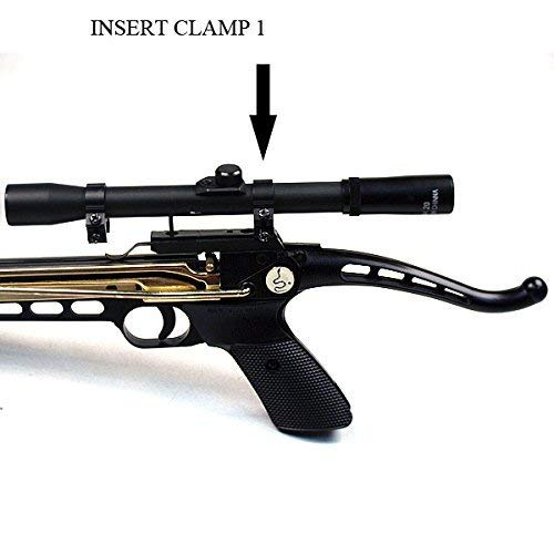 Amas Self Cocking Pistol Tactical Crossbow