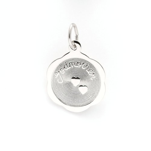 Godmother Charm, Charms for Bracelets and Necklaces