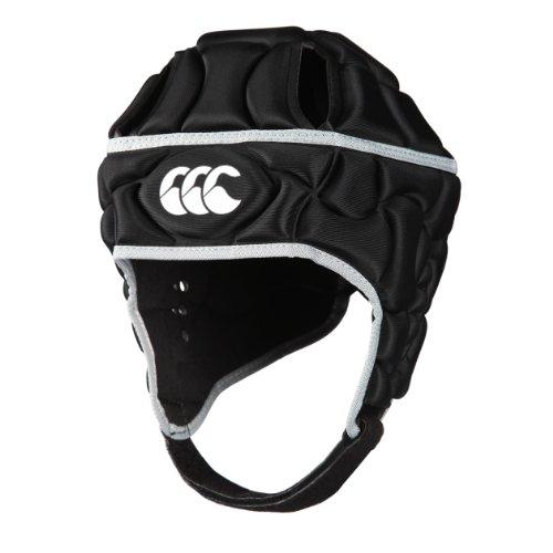 Canterbury Club Plus Headgear, Black, Medium