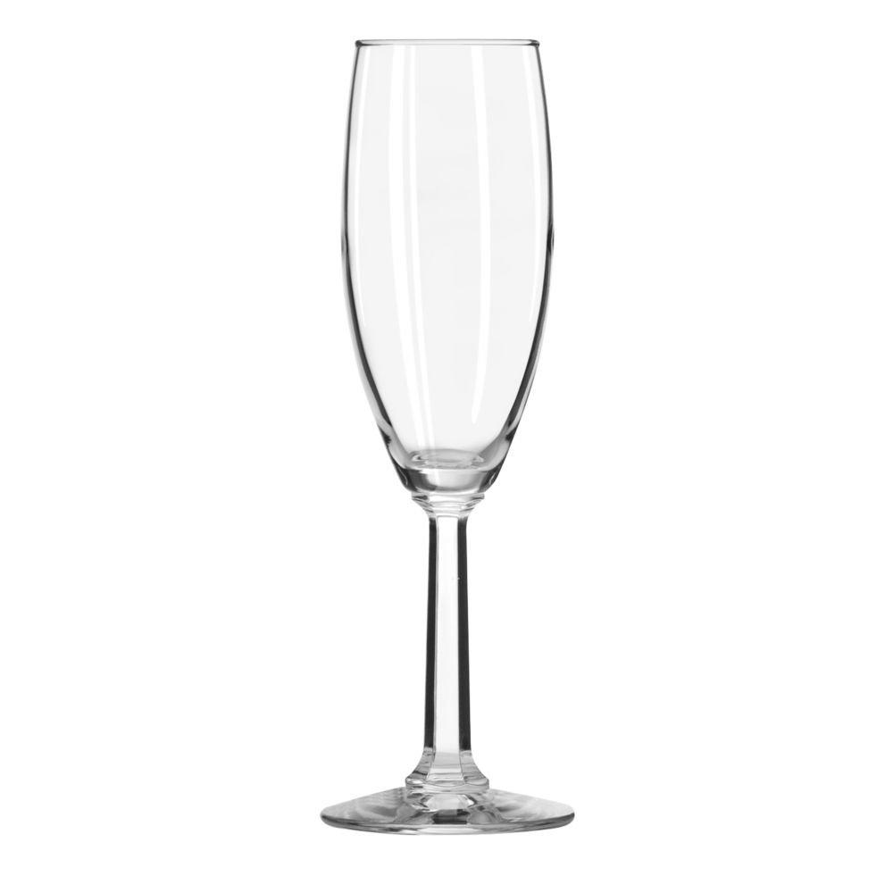 Libbey 8795 Napa Country 5.75 Ounce Flute Wine Glass - 12 / CS