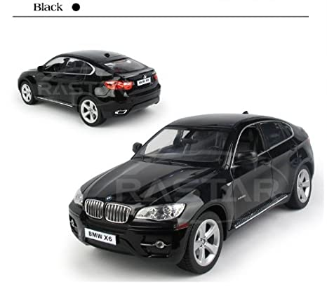 Rastar 1: 14 Porsche Cayenne Turbo Rc Car Black Color