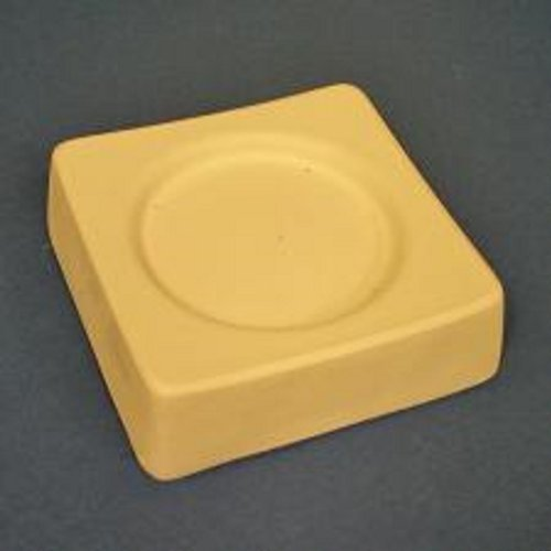 5 Inch Square Coaster Mold for Fusing Glass
