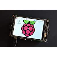 PiScreen 2: A 3.5″ TFT with touch for the Raspberry Pi