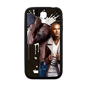 Handsome men of character Cell Phone Case for Samsung Galaxy S4