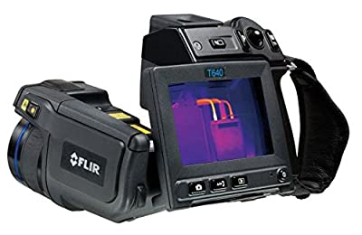 Flir T640-25, 55904-6621 IR Thermal Imaging Camera