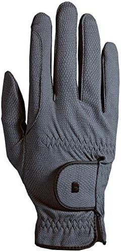 Guante Roeckl 3301-208 Talla:7 Color:gris Oscuro