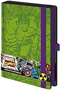 Marvels Hulk Notebook