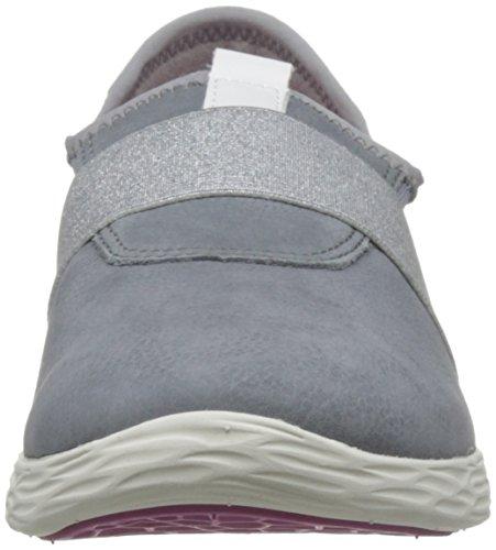 Tamaris Damen 24729 Sneaker Grau (acciaio Pettine 206)