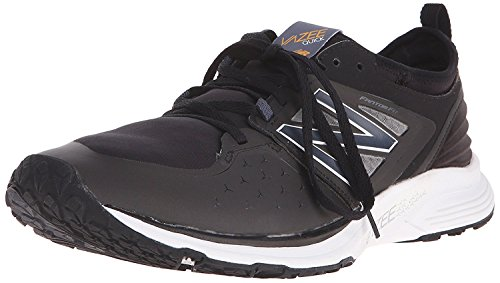 New Balance Mens Vazee Qik Training Shoe, Negro/Blanco, 45.5 EU/11 UK
