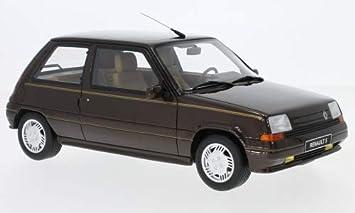 Renault Super 5 Baccara, Metallic-Brown, 1984, Model Car,, Ottomobile