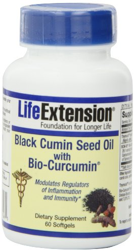 Noir Life Extension Cumin Seed Oil