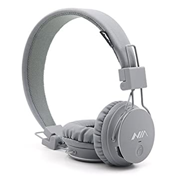 Amazon.com: GranVela x2 Over-Ear Auriculares Bluetooth ...