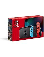 Nintendo Switch Konsol Neon Red Blue, Resmi Distribütör Garantili