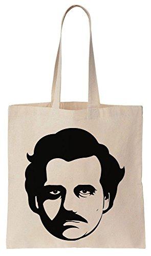 Pablo Escobar Portrait Sacchetto di cotone tela di canapa