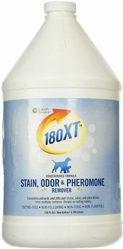 Earth's Balance 180XT Stain, Odor & Pheromone Remover for Pets, 4 gal