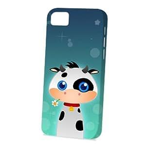Case Fun Apple iPhone 5C Case - Vogue Version - 3D Full Wrap - Border Collie by DevilleART