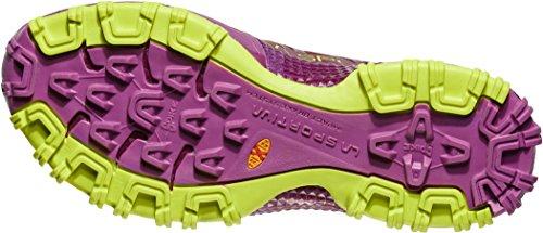 La Sportiva Bushido Scarpe Da Corsa Da Donna - Ss18 Verde Mela Prugna