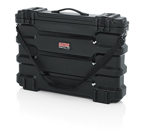 Gator Cases Molded LCD/LED TV and Monitor Transport Case; Fi