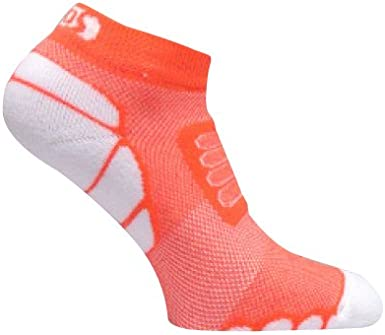 Eurosocks Marathon Low Cut Running Socks EU200 Elastic Arch Band Support Shields Feet from Harsh Impact