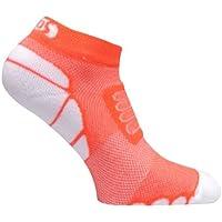 Eurosocks EU200 maratón peso ultraligero PED calcetines para correr-pares de