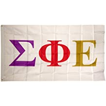 Desert Cactus Sigma Phi Epsilon Letter Fraternity Flag Greek Letter Use as a Banner Large 3 x 5 Feet sig ep