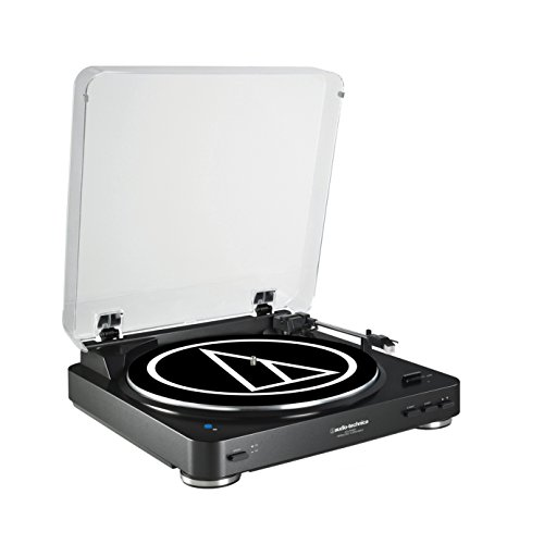 Moving Magnet Cartridge (Audio Technica AT-LP60BK-BT Fully Automatic Bluetooth Wireless Belt-Drive Stereo Turntable, Black)