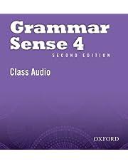 Grammar Sense: Level 4 Audio CDs