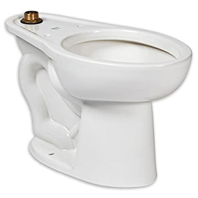 American Standard 3461.001.020 Madera Commercial ADA Universal Toilet Bowl with EverClean, White