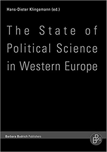 The Current State Of Scientific >> The State Of Political Science In Western Europe Erna Appelt