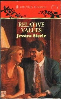 Relative Values (Harlequin Romance, No. 3308) for sale  Delivered anywhere in USA