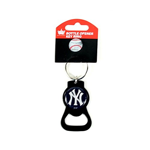 Mlb Bottle Opener Keychain - MLB New York Yankees