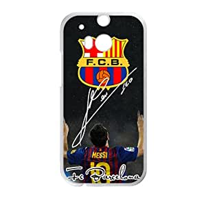 QQQO F.C.B Messi Cell Phone Case for LG G2