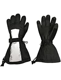 Kids 100 Gram Thinsulate Extreme Cold Weather Extended Cuff Ski Snowboard Glove