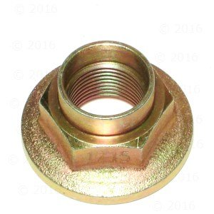 20 Piece Spindle - 20mm-1.50 x 23mm Spindle & Axle Nut (2 pieces)