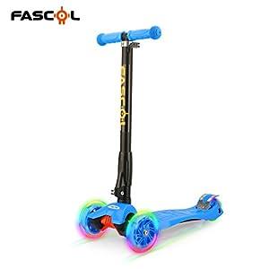 fascol klappbar kinderroller scooter gro es produkt f r. Black Bedroom Furniture Sets. Home Design Ideas