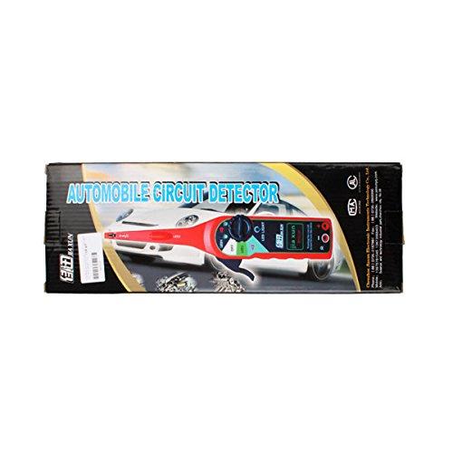 DT86A Car Auto Power Electric Circuit Tester Multimeter+Lamp+Probe+Light 0-380Volt