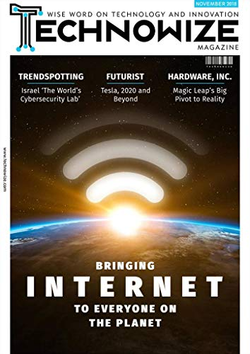 Magazines : Technowize Magazine